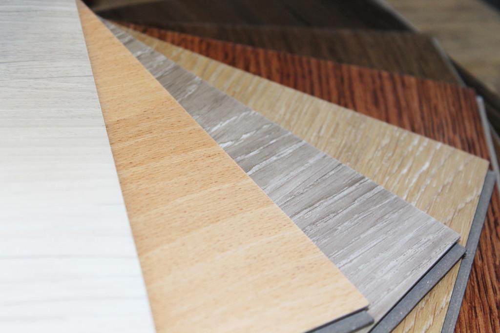 Hochwertiges Laminat Plank Parkett
